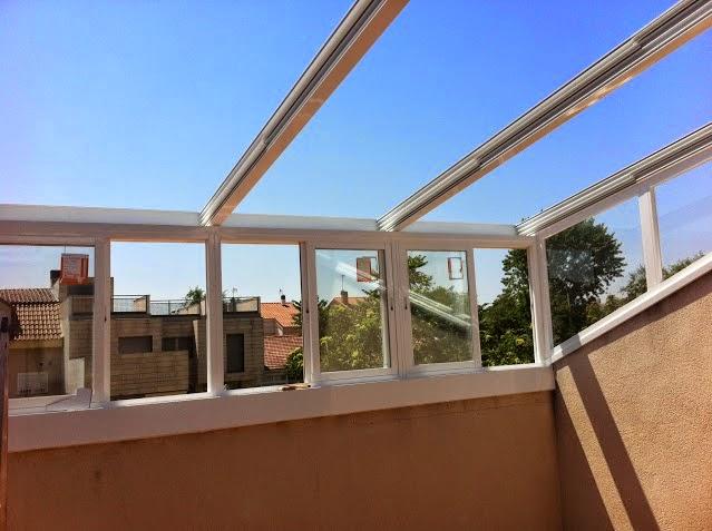 Cosmoval fabrica en madrid de techos moviles montadores - Tejados para terrazas ...