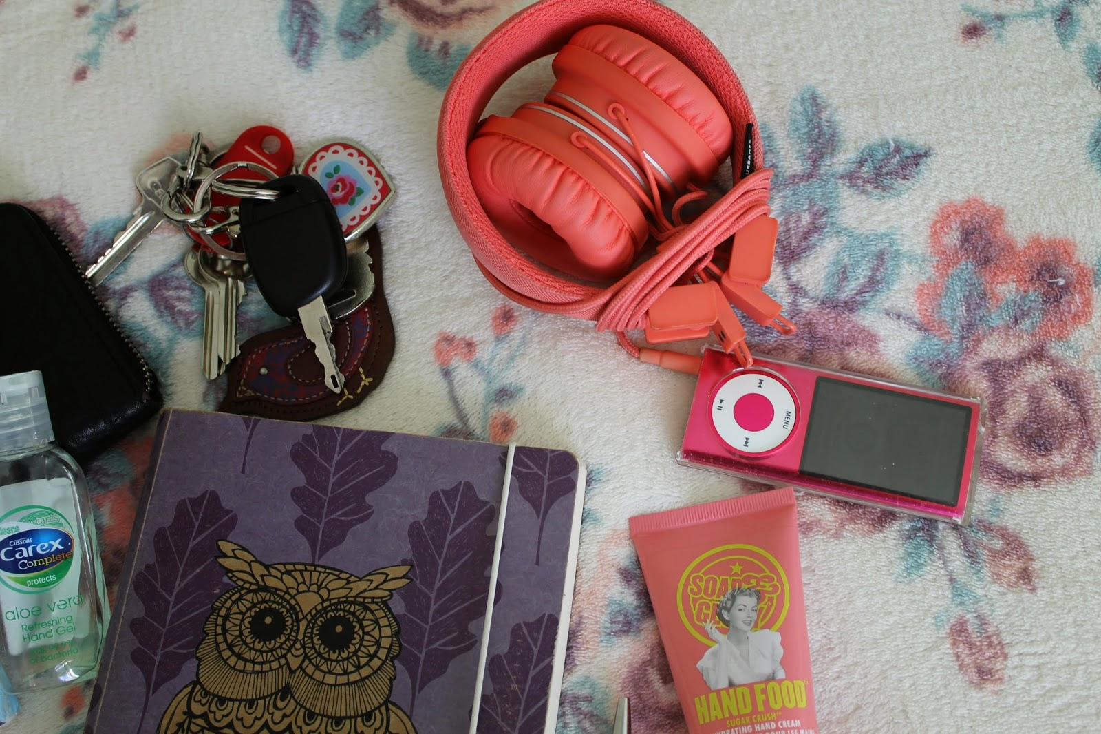 What's In My Bag? Essentials