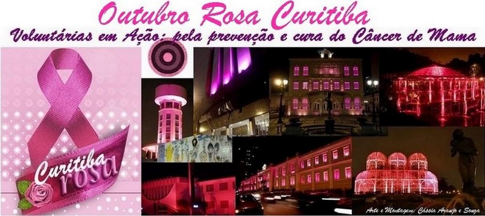 Outubro Rosa em Curitiba