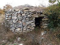 Barraca de vinya del Pla de Querol