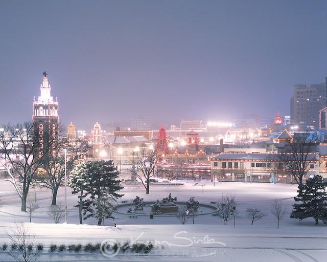 Kansas City Christmas Lights