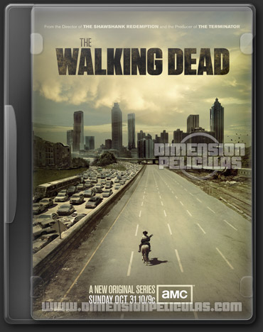 The Walking Dead Temporada 1 (BRRip HD Inglés Subtitulado)