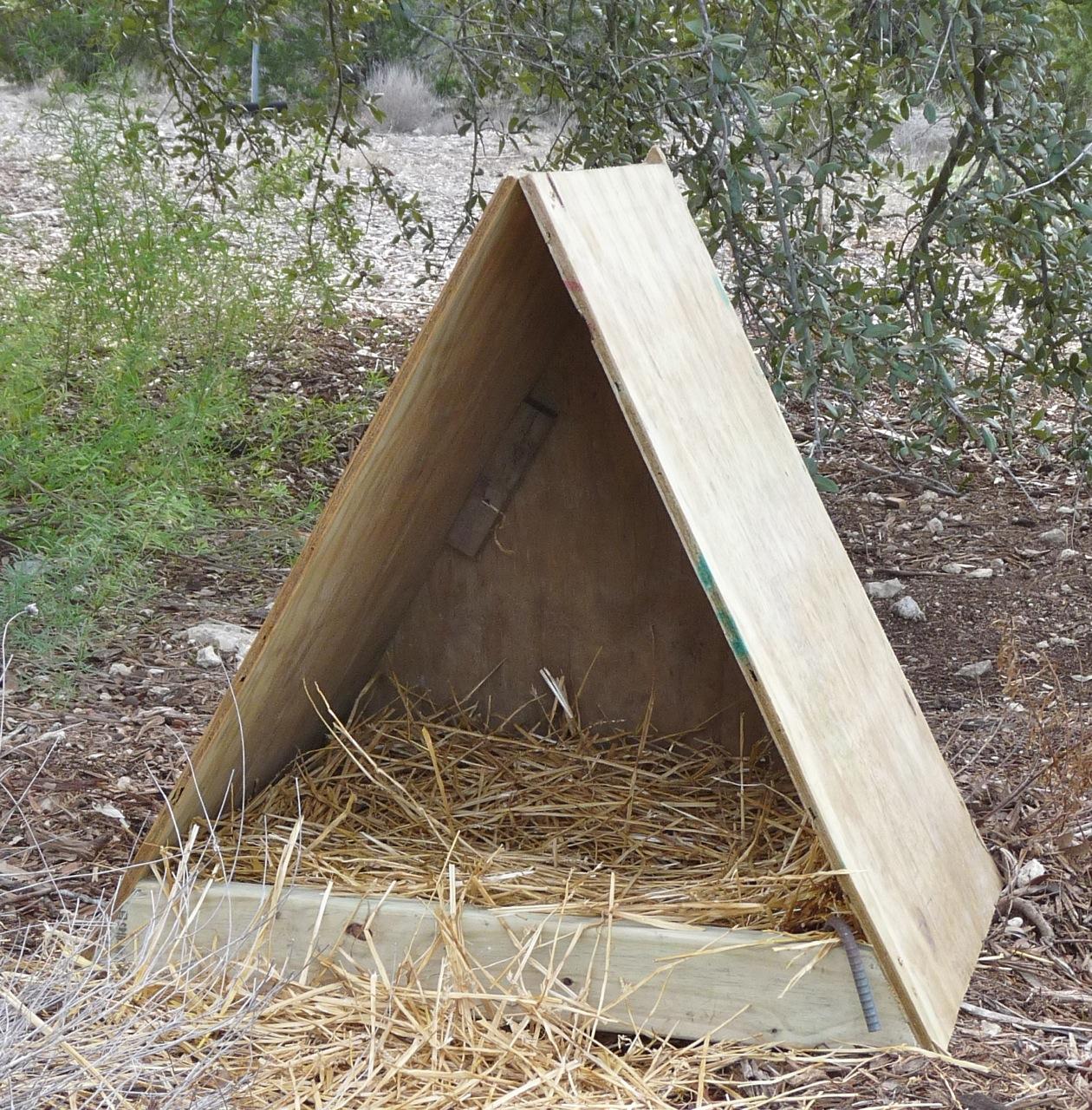 Гнездо для гусей своими руками