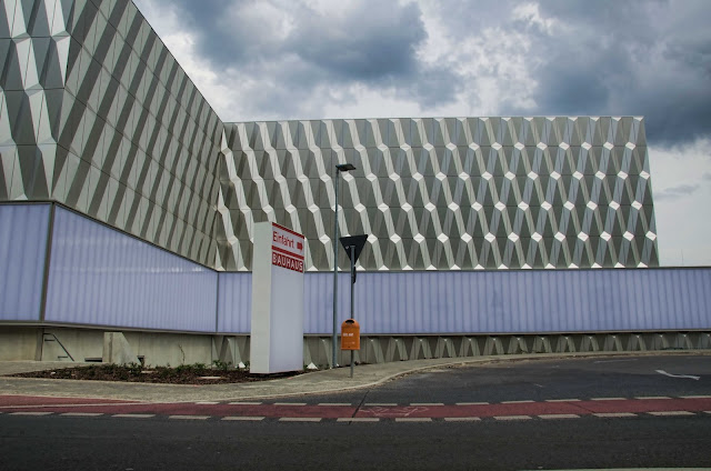 Baustelle Fertig, Bauhaus in Halensee, Kurfürstendamm 129 A, 10711 Berlin, 23.04.2014