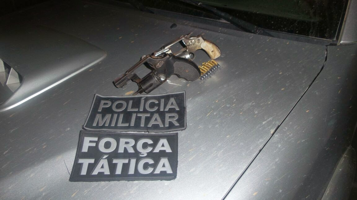 Polícia de Reriutaba e Varjota, prendem três suspeitos de assaltos.