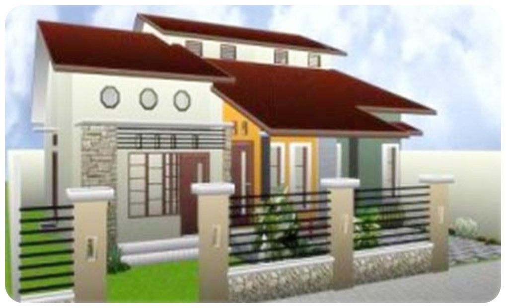 Kumpulan desain dan gambar rumah minimalis modern for Design rumah mimimalis modern