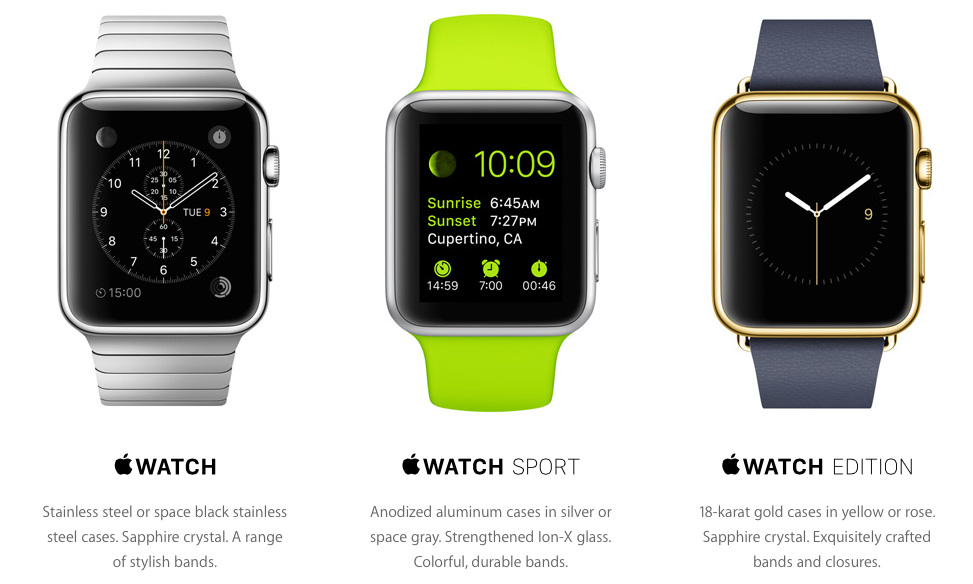 Apple Watch is a fitness companion that acts like a smartphone