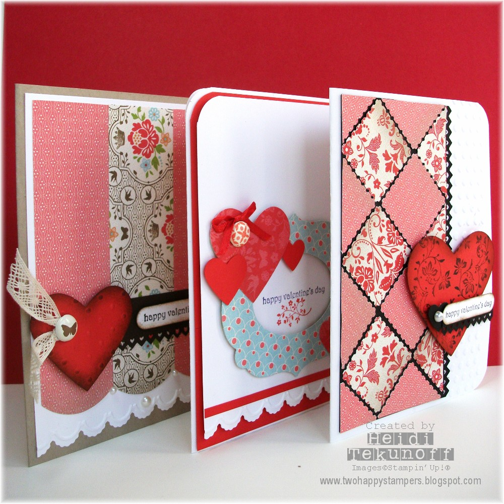 2014 Stampin Up Card Ideas