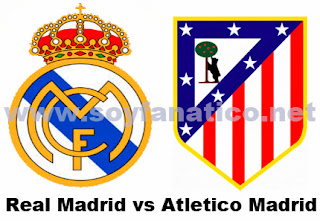real madrid atletico online