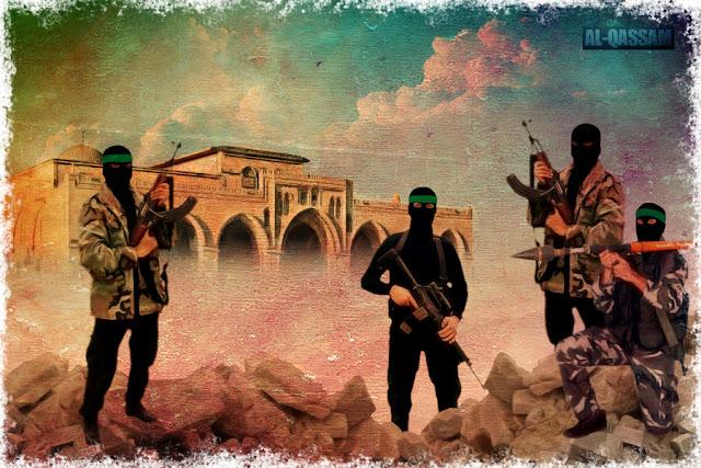 Apa itu Hamas Dan Syarat menjadi pejuang Hamas Izzudin Al Qossam