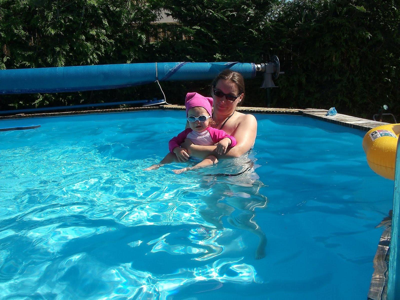 Scrap 39 n dos la piscine for Pansement piscine