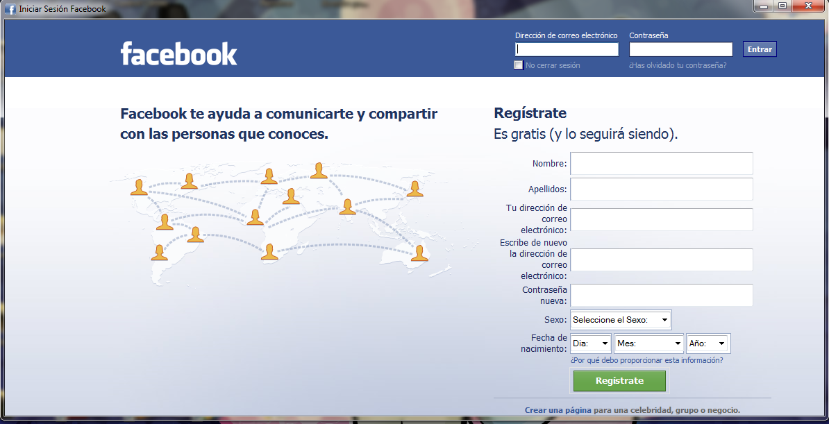 hack a facebook account como hackear un facebook how to crack facebook ...