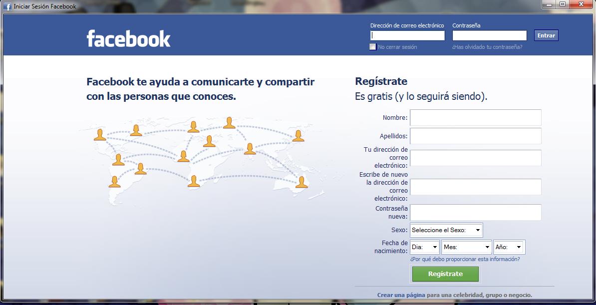 hack a facebook account como hackear un facebook how to crack facebook ...