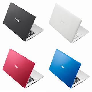 Spesifikasi dan Harga Laptop Asus X201E