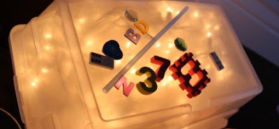 make a light box
