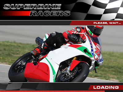 Download Super Bike Racer cover