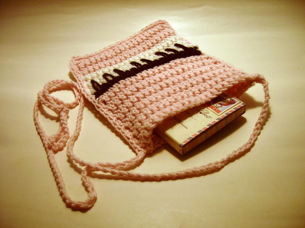 Gatuxedo - A Blog About Stitching: Piano Neck Purse ...