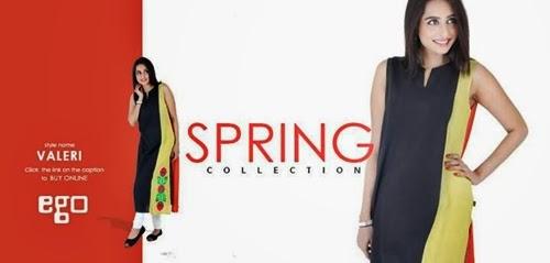 Ego Spring Collection 2014