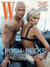 David Beckham & Posh