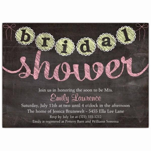 Attention: Bridal Shower Invitations -4