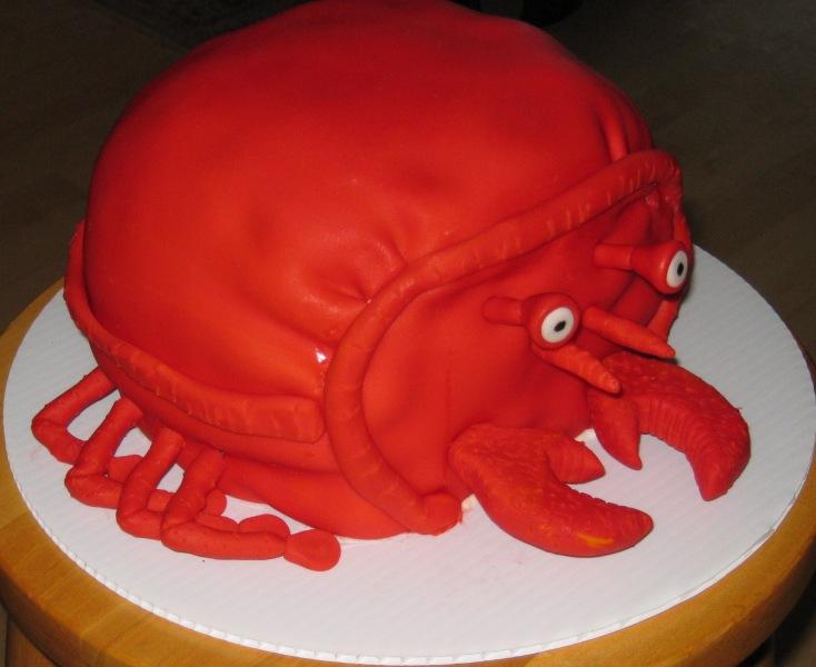 Adams Best Cake Decorating Southern Crab Cake