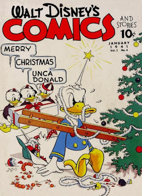 Walt Disney's Comics and Stories #4