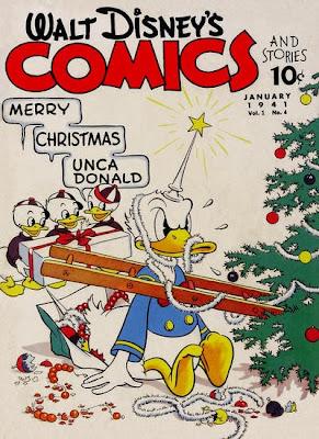 Walt Disney's Comics and Stories #4