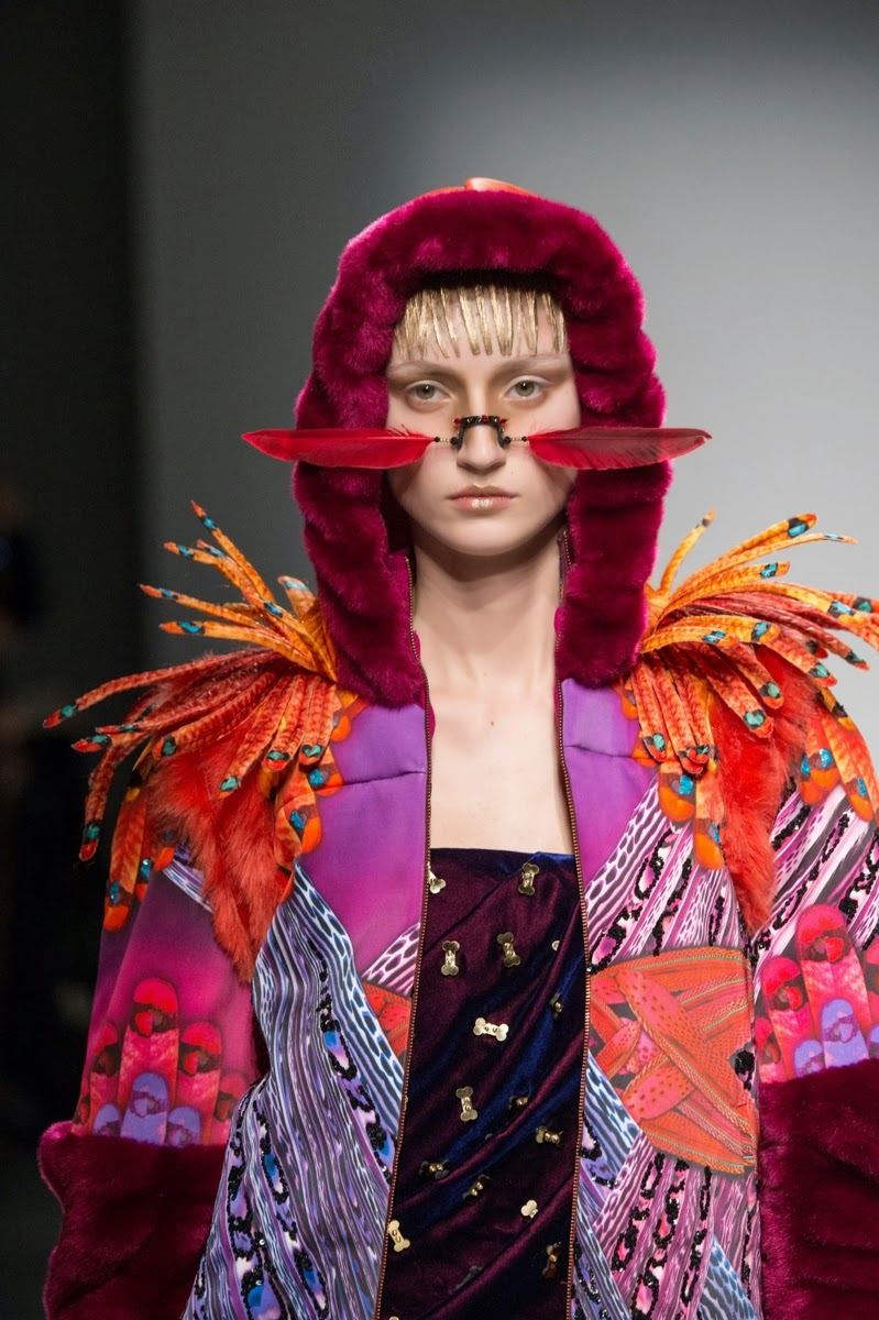 Manish Arora, Manish Arora Fall, Manish Arora Fall 2015, Manish Arora Fall Winter, Manish Arora Fall Winter 2015, du dessin aux podiums, dudessinauxpodiums, pfw, paris fashion week, details, détails fashion, fashion details