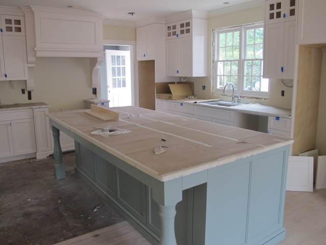 The winner and a design plan design indulgence for Best ivory paint color for kitchen cabinets