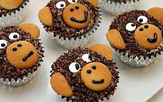 Cupcakes de Aladino para Fiestas Infantiles