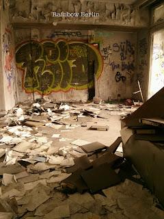 Berlin abandonné: l'ambassade d'Irak