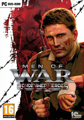 Men of War Condemned Heroes pc