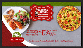 LA BONNA PIZZARIA & CHURRASCARIA