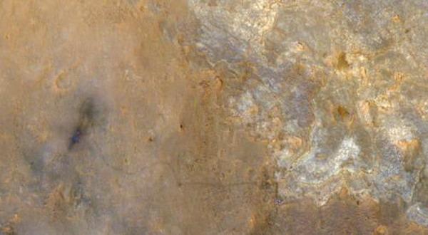 Perjalanan NASA Curiosity di Mars