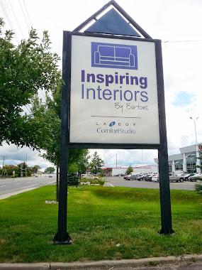 Inspiring Interiors by Barton's