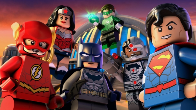 LEGO and DC Comics Team Up For JUSTICE LEAGUE COSMIC CLASH ...