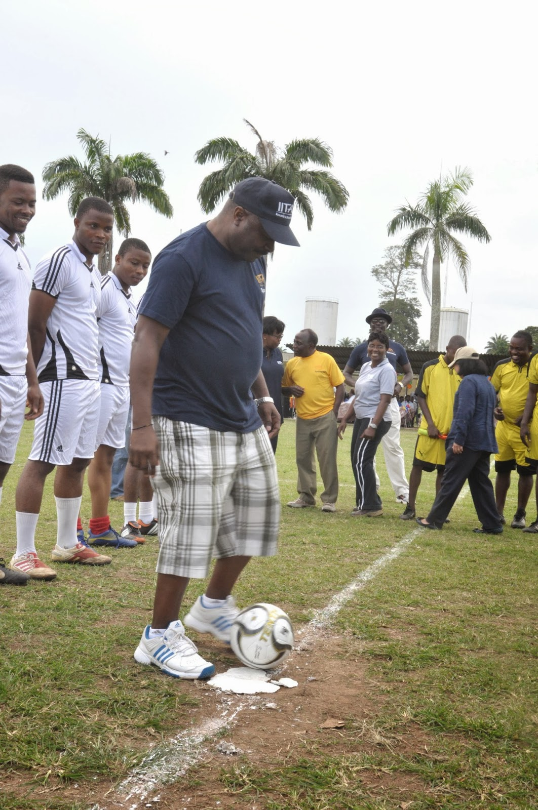 IITA News and Updates: Second edition of the 2013 Sportsfest kicks off
