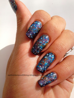 galaxy nails galaxies nail art