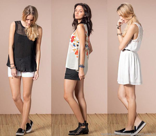 Núcleo Moda primavera verano 2015 moda mujer.