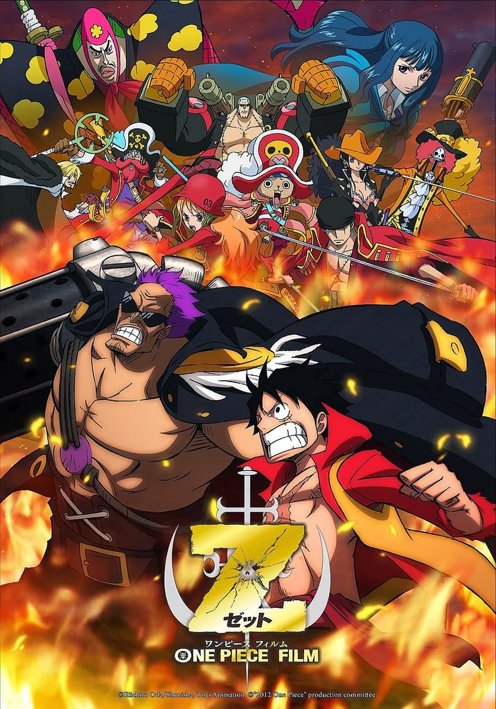 One Piece Film: Z Bd - One Piece