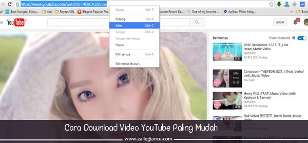 Cara Baru Download Video YouTube Melalui KeepVid