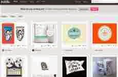 Dribbble: comunidad de diseñadores web, diseñadores gráficos, e ilustradores