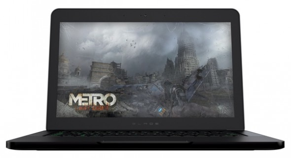 Razer Blade World's Thinnest Gaming laptop