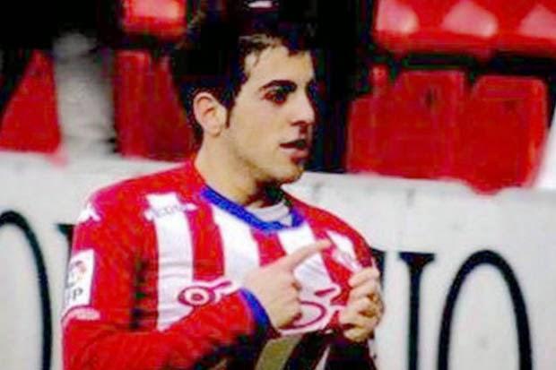 Arsenal eyeing Sporting Gijon star Carlos Castro