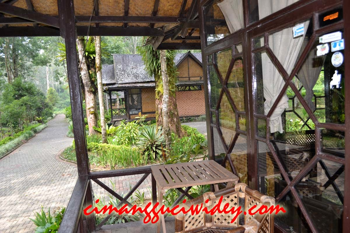 Cimanggu Cottage Eucaliptus Ciwidey