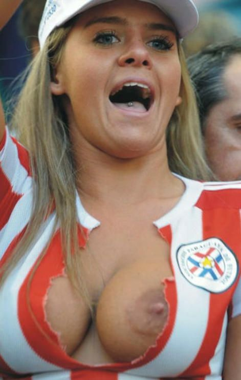 Gaby Wolscham Descuidos En La Copa America
