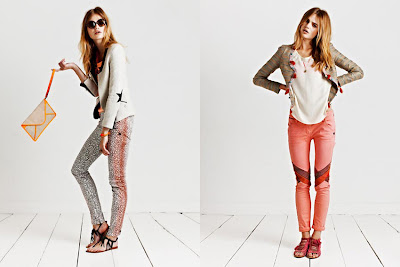 Hot Fashions from Maison Scotch