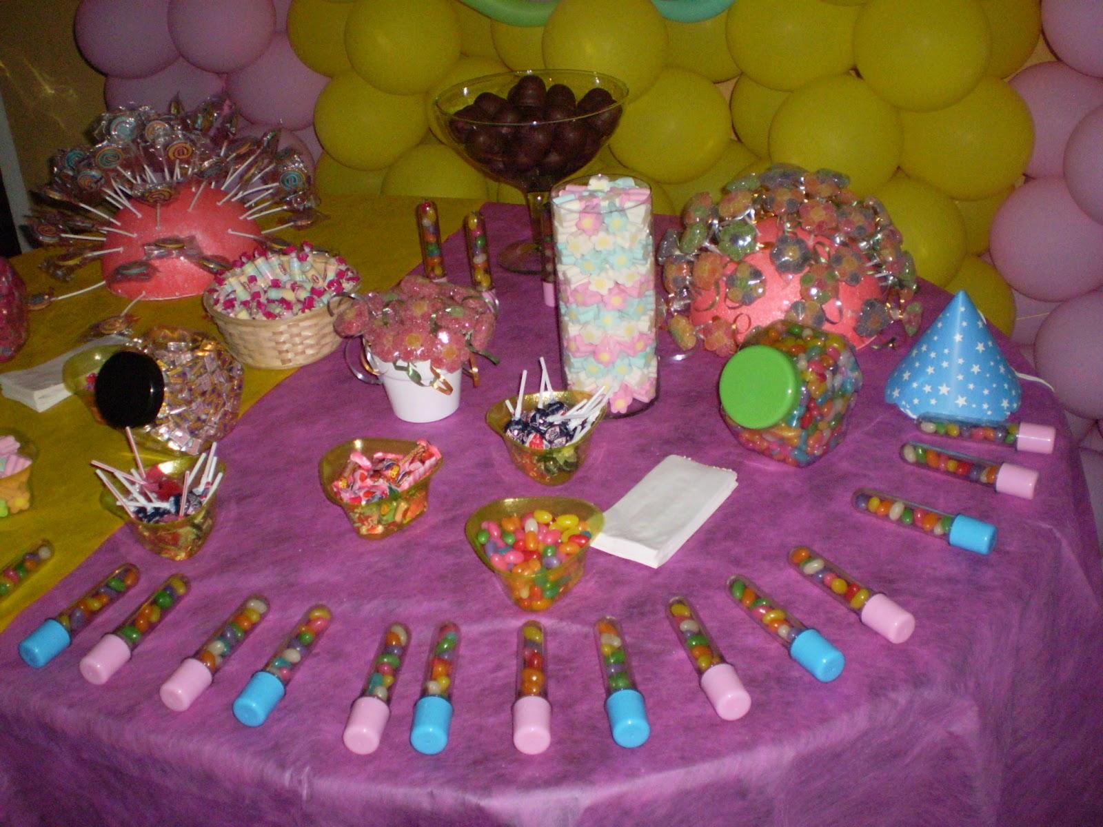 , Organização e Decoração de Eventos Minha primeira mesa de