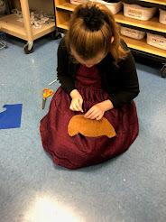 Sewing, 5th grade