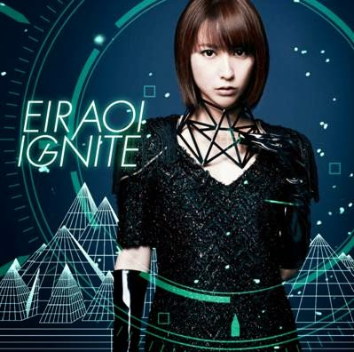 "Press Release: Eir Aoi Releases SAO2 OP Single ""IGNITE""!‏"